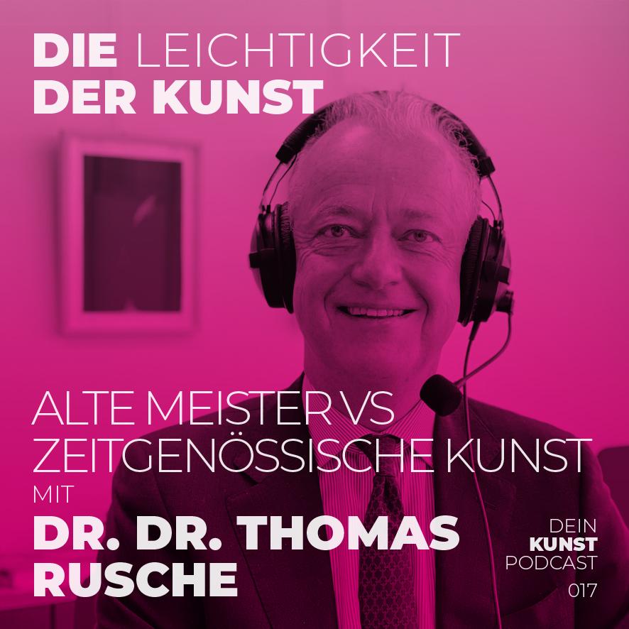 Alte Meister vs Kunst der Gegenwart