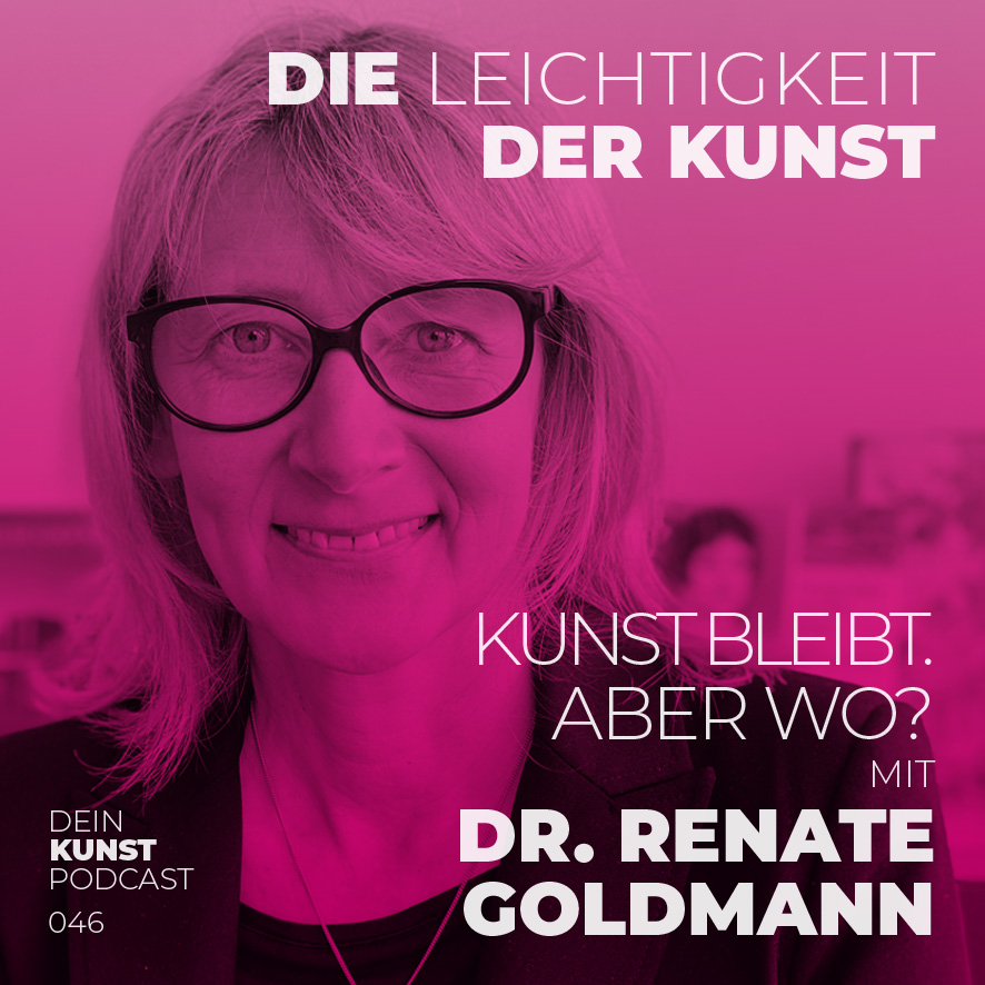 Read more about the article Kunst bleibt. Aber wo?