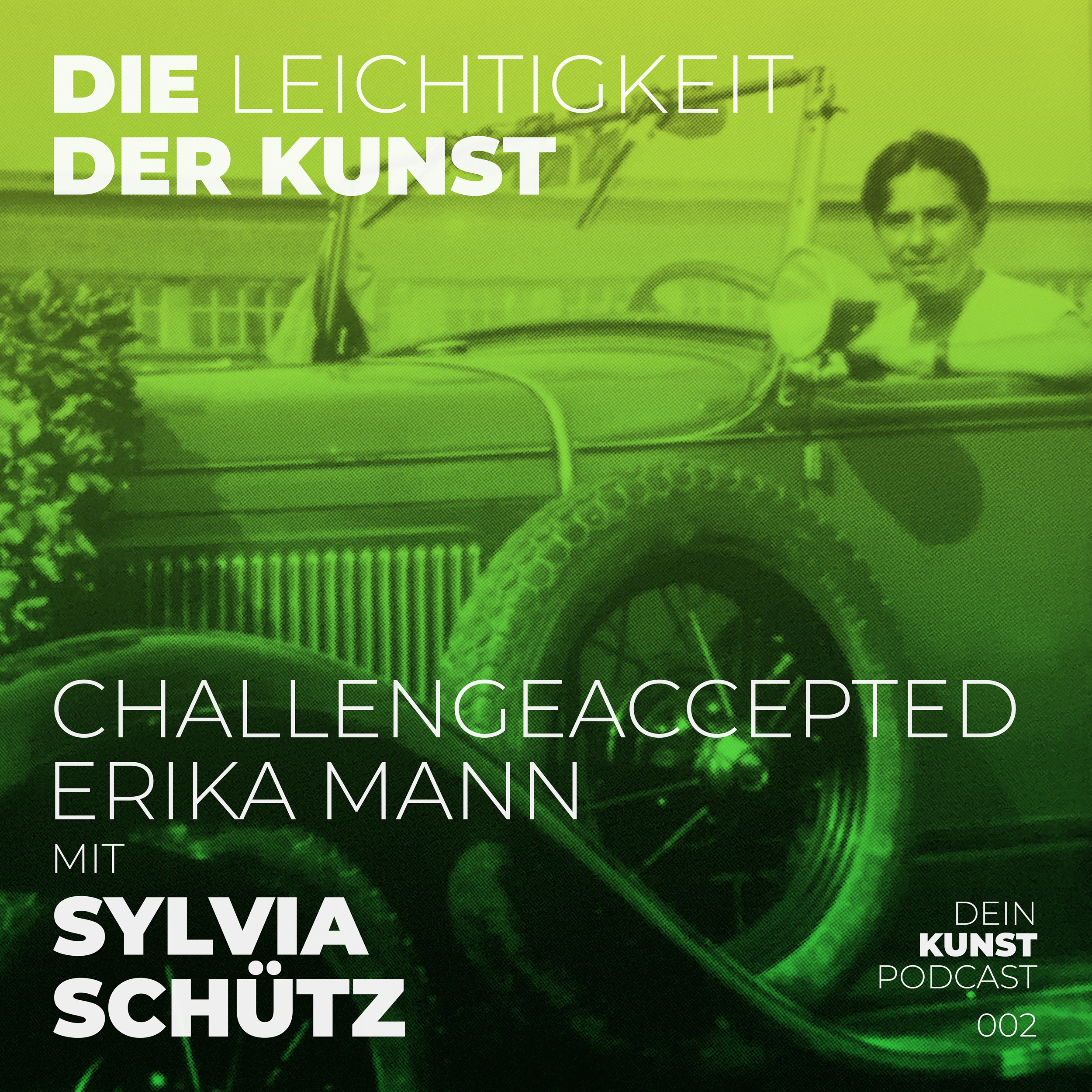 Challenge accepted / Erika Mann