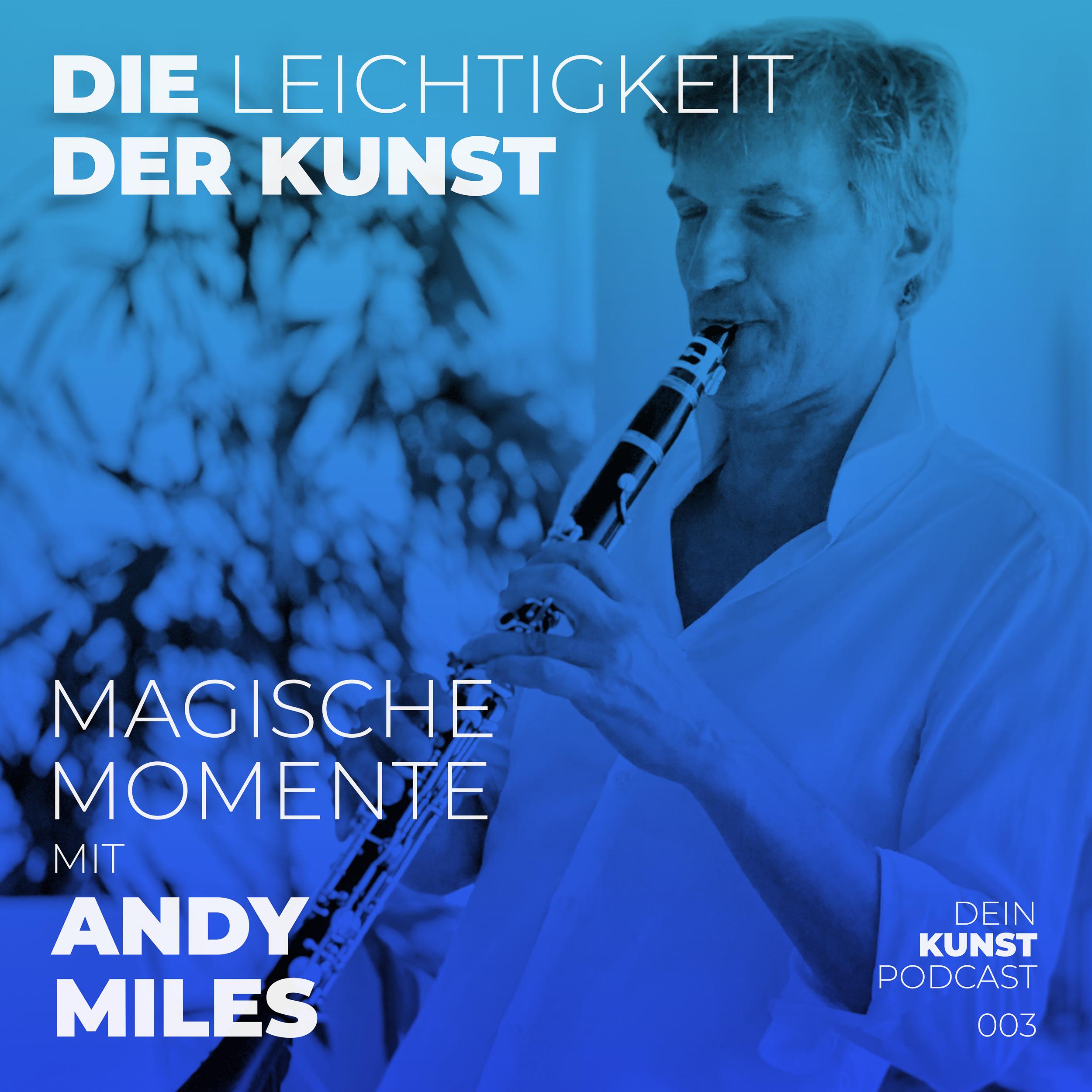 Magische Momente mit Andy Miles